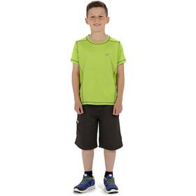 Regatta Dazzler T-Shirt Enfant, lime zest